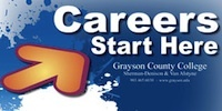 Grayson County College logo