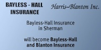 Bayless-Hall Insurance logo