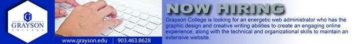 Grayson County College--Leaderboard
