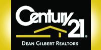 Century 21 Dean Gilbert Realtors  logo