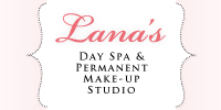 Lana's Day Spa  logo